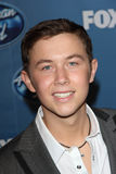 Scotty McCreery. At the 'American Idol' Season 10 Finale Press Room,  Nokia Theatre L.A. Live, Los Angeles, CA 05-25-11 Royalty Free Stock Images