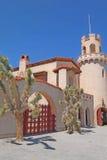Scottys Castle - Architectural Details Stock Images