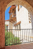 Scottys Castle - Architecture Details Royalty Free Stock Images