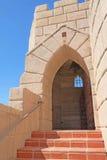 Scottys-Schloss - Bau-Details Stockbild