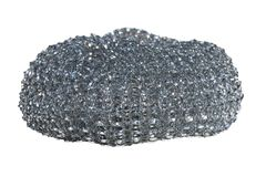Scourer isolated on white Royalty Free Stock Photo