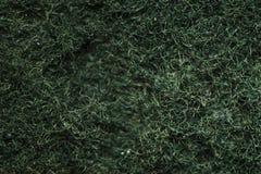 Scourer texture,Green scrub scour pad royalty free stock photo