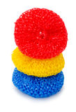 Scourers Royalty Free Stock Photography