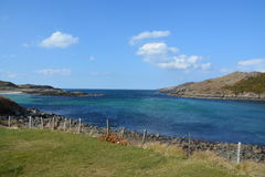 Scourie Bay Royalty Free Stock Photography