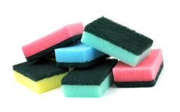 Scouring Pads Stock Photography