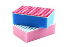 Scouring pads Royalty Free Stock Photography