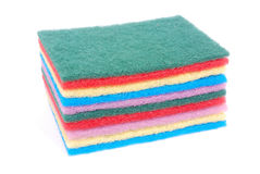 Scouring pads Stock Image