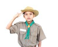 scouts Fotografia de Stock