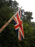 Scouts Union Flag. Scouts Camping Tradition stock photos