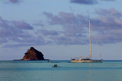 Scouts Hat Island. Taken off the Queensland coast near Cairns, Palm Cove, Australia Stock Photo