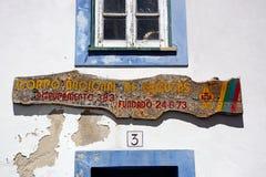 Scouts building, Monchique. Royalty Free Stock Photo