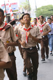 Scouts Stock Photo
