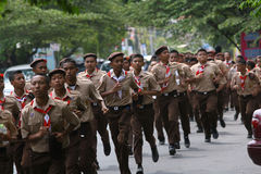 Scouts Stock Photos