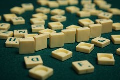 Free Scrabble Letters Royalty Free Stock Photos - 30493898