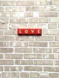 Scrabble Love stock photos