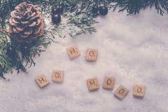 Scrabble Tile Letter Stock Photography