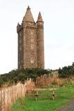 Scrabo Tower, Northern Ireland, UK Royalty Free Stock Photos