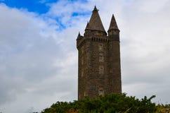Scrabo-Turm Stockbilder