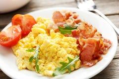 Free Scrambled Eggs Royalty Free Stock Image - 72928706
