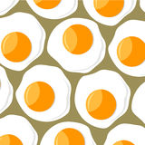 Scrambled eggs background Royalty Free Stock Photography