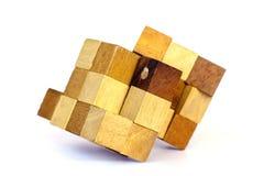 Scrambled Rubik's cube - Stock Image Stock Photos