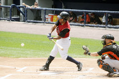 Scranton Wilkes-Barre Railriders� Corey Patterson Stock Photos