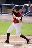 Scranton Wilkes Barre Railriders' Corban Joseph Stock Photos