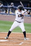 Scranton Wilkes Barre Railriders' Dan Johnson Stock Photography