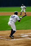 Scranton Wilkes-Barre Yankees batter Stock Photo