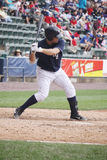 Scranton Wilkes Barre Yankees batter Jorge Vasquez Stock Photos