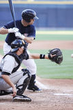 Scranton Wilkes Barre Yankees batter Jorge Vasquez Stock Photo