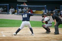 Scranton Wilkes Barre Yankees  Gustavo Molina Royalty Free Stock Image