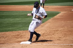 Scranton Wilkes Barre Yankees Jorge Vasquez Royalty Free Stock Images
