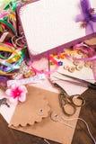 Scrap details Stock Photography