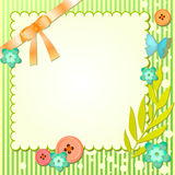 Scrap frame Stock Images