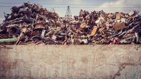 Scrap Stock Image