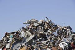 Free Scrap Metal. Royalty Free Stock Image - 20146336
