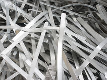 Scrap metal aluminum Stock Images