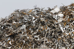 Scrap metal Stock Photography