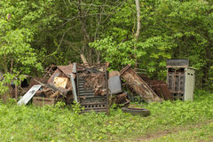 Scrap metal Stock Images