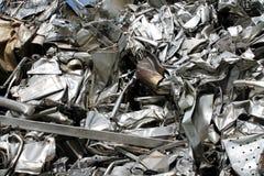 Scrap metal Royalty Free Stock Image