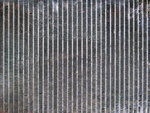 Scrap Metal Grill Stock Image
