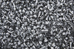 Scrap Metal Shavings Royalty Free Stock Image