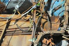 Scrap metal Stock Photos