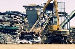 Scrap Metal Yard Stock Photos