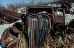 Scrap Metal Yunk Jard Royalty Free Stock Photography