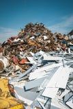 Scrap metals Stock Photo