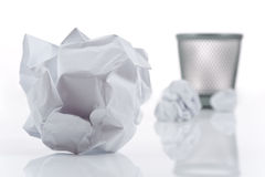 Scrap paper Royalty Free Stock Image