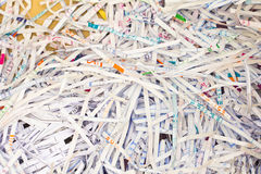 Scrap of paper Royalty Free Stock Photo