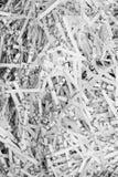 Scrap paper Stock Image